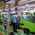 Pabrik Hino Menghentikan Produksi Sementara, Unit Stok Penjualan Tetap Aman