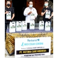 Hadapi Virus Corona , Brand HERBORIST lakukan Aksi Cegah Corona