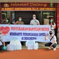 Peduli Tim Medis, Yukata Salurkan Bantuan APD ke RS Polri dan RS Bhayangkara Brimob