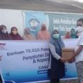 FIF Group Salurkan 75.510 Paket Sembako dari Sabang Sampai Merauke