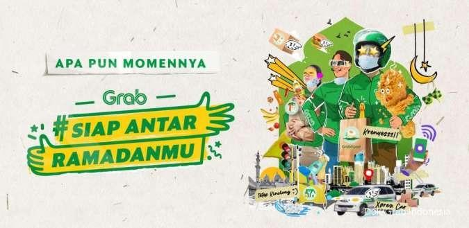 Grab Luncurkan Kampanye SiapAntarRamadanmu untuk Penuhi Kebutuhan Masyarakat Indonesia dalam Merayakan Kebersamaan