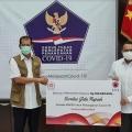 Peduli Covid-19, PERHUMAS Salurkan Donasi Rp100 Juta ke BNPB