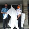 Salurkan Bantuan APD, Bluebird Dukung Langkah Pemerintah Lawan COVID-19