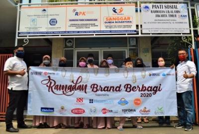 Peduli Sesama, Kapal Api Coffee Corner Dukung Kegiatan Ramadan Brand Berbagi