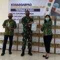 Kalbe Donasi Hand Sanitizer ke RS Rujukan Covid-19 di Jabodetabek