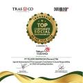 Telkom Raih Indonesia Top Corporate Social Responsibility of the year 2020