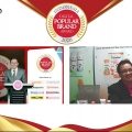 Terapkan Strategi Omnichannel, Caladine Diganjar Indonesia Digital Popular Brand Award 2020