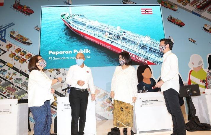 PT Samudera Indonesia Tbk Melaju Kencang di Tengah Pandemi