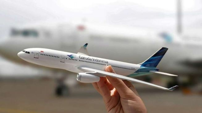 Garuda Indonesia Optimis Bangkit di Situasi Sulit