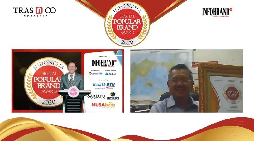 Raih Penghargaan Indonesia Digital Popular Brand Award 2020, Bukti Sanken Makin Populer di Internet