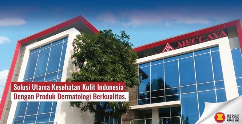 MECCAYA, Perusahaan Farmasi Pertama di Indonesia yang Berdedikasi di Bidang Dermatologis