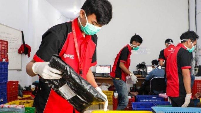 Kinerja SiCepat Tumbuh Positif di Tengah Pandemi