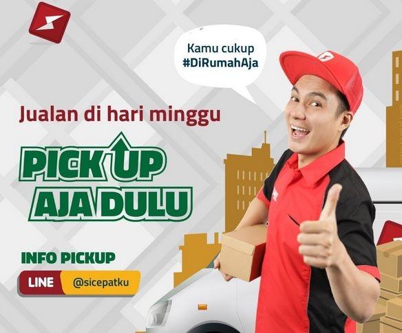 SiCepat Pelopori Layanan Pick Up di Bisnis Ekspedisi