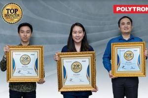 Keren, 3 Produk Polytron Gondol Penghargaan Top Innovation Choice Award 2020