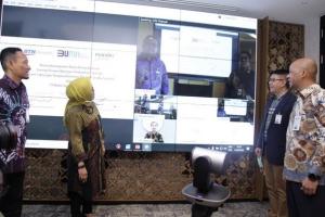 Mandiri Syariah dan BTN Syariah Sinergi Perluas Layanan Pembiayaan KPR