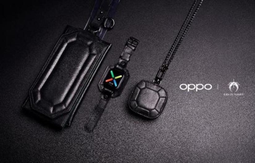 Gandeng Rinaldy Yunardi, OPPO Hadirkan Aksesori Eksklusif untuk OPPO Reno4,  OPPO Watch, dan OPPO Enco