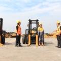 Trakindo Hadirkan 3 Kelas Forklift Unggulan