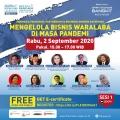 WALI Dukung Pemulihan Bisnis Waralaba dari Pandemi