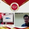 Solid Sabet Indonesia Digital Popular Brand Award 2020
