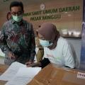 Inovasi IndoAlkes, Siapkan Masker Cutom untuk Kampanye Offline
