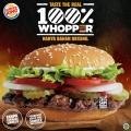Burger King Luncurkan Whopper Baru dengan Bahan-bahan Autentik