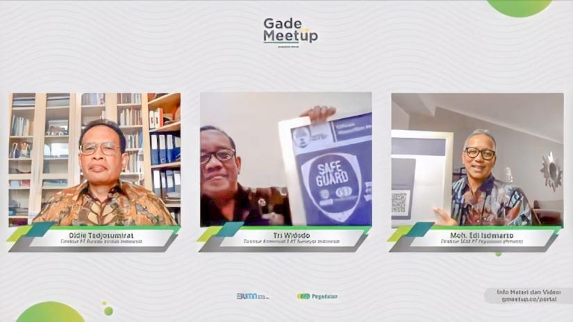 Label SIBV Safe Guard Untuk Pegadaian, Bukti Pegadaian Siap Hadapi New Normal