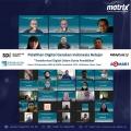 Dukung Pembelajaran Jarak Jauh Di Flores Timur, Matrix Nap Info Adakan Pelatihan Digital Gerakan Indonesia Belajar