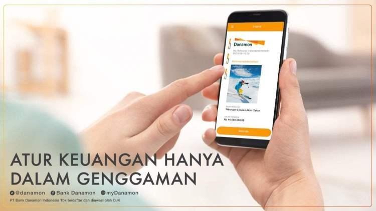 Berkat Inovasi Digital Hantarkan Bank Danamon Raih Penghargaan Best Digital Bank