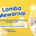 Vitabumin Menggelar Lomba Mewarnai dengan Hadiah Jutaan Rupiah