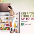 Inovasi Kulkas LG LINEARCooling™: Mampu Menjaga Kesegaran Makanan Lebih Lama Dengan Freezer Yang Lebih Besar