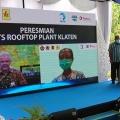 Inovasi Danone, Bikin PLTS Atap Terbesar di Jawa Tengah