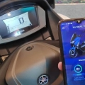 Inovasi All-new Yamaha Nmax 2020 MenggunakanTeknologi yang Terkoneksi Dengan Smartphone