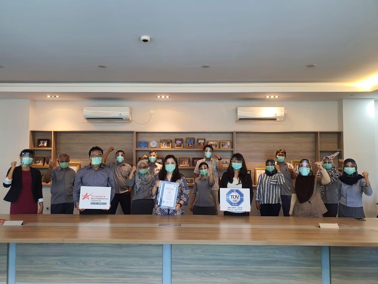 Raih ISO 9001:2015, MECCAYA Pharmaceutical (Salep 88) Targetkan Pasar Asia Tenggara