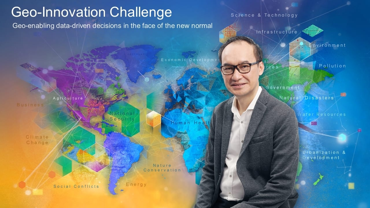 Esri Indonesia Luncurkan Geoinnovation Challenge Pertama di Indonesia