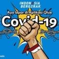 Inovasi QlueApp, Ajak Masyarakat Lapor Berbagai Isu Terkait Corona Melalui Program Indonesia Bergerak