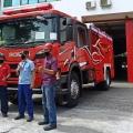 Ziegler Indonesia Rilis Kendaraan Pemadam Berbasis Computer Operating