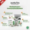 Dukung Penanganan COVID-19, Mustika Ratu Luncurkan Inovasi Suplemen Herbal Herbamuno+