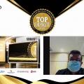 Tetap Positif di Tengah Pandemi Covid-19, Bank Mayapada Diganjar Penghargaan Top Corporate