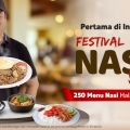 Festival Nasi Online, Blibli Hadirkan 250 Menu Nasi untuk Pelanggan