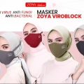 Smart Daily Wear ZOYA Viroblock Series Klaim Mampu Bunuh COVID-19 Dalam Hitungan Menit