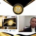 Catatkan Kinerja Positif di Masa Pandemi, WOM Finance Sebet Top Corporate Award