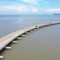 Terminal Kijing Punya Jembatan Penghubung Dermaga Terpanjang di Indonesia