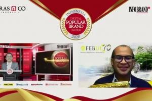Magister Manajemen Universitas Indonesia Raih Indonesia Digital Popular Brand Award 2020