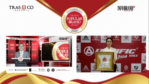 Penjualan Melesat 200% Selama Pandemi, Pasific Sabet Indonesia Digital Popular Brand Award 2020