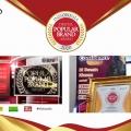 Terus Berinovasi di Dunia Digital, Confidence Raih Indonesia Digital Popular Brand Award 2020