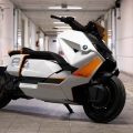 Wujudkan Kendaraan Masa Depan, BMW Motorrad Siapkan Definition CE 04