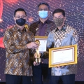 Salurkan Bantuan Logistic ke Korban Covid-19, Wings Group Diganjar Padmamitra Award 2020
