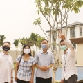 Asya Hunian Terpadu di Jakarta Garden City Resmikan Club House Pertama