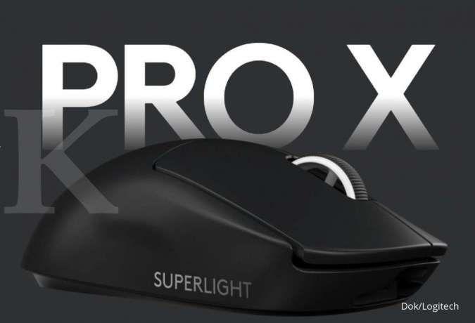 Segera Beredar Mouse Gaming Paling Ringan Logitech G Pro X Superlight