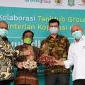 TaniHub Wujudkan Digitalisasi Pertanian Anggota Koperasi dan Kelompok Tani